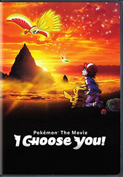Pokemon the Movie-I Choose You