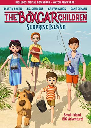 Boxcar Children-Surprise Island