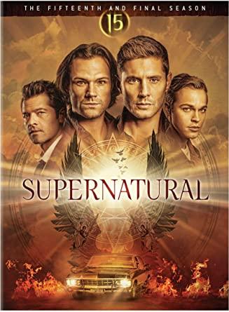Supernatural-The Fifteenth and Final Season