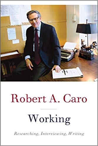 Working: Researching, Interviewing, Writing