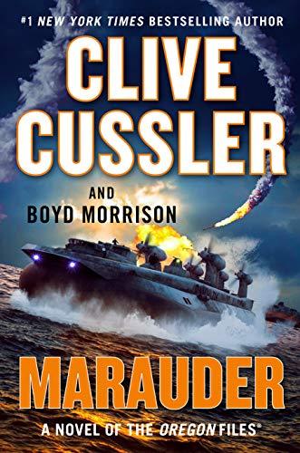 Marauder: The Oregon Files Book 15