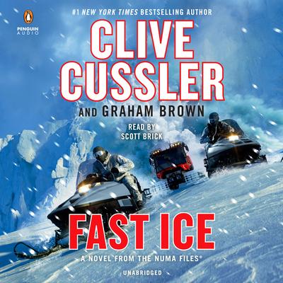 Fast Ice: The NUMA Files, Book 16