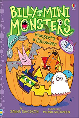 Monsters at Halloween