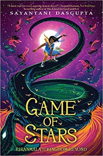 The Game of Stars: Kiranmala and the Kingdom Beyond #2